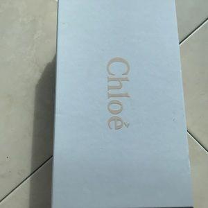 Chloe shoe box